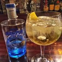 Photo taken at Tandem Cocktail Bar by Demos B. on 3/13/2016