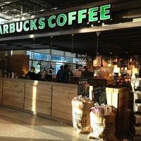 Photo taken at Starbucks by Inese S. on 3/18/2013
