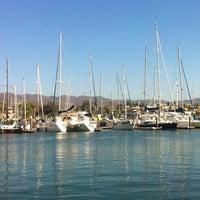 Photo taken at Marina Riviera Nayarit by Olivia R. on 2/28/2013
