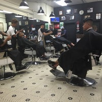 Photo taken at Mojo Barbershop by Sean F. on 9/23/2016