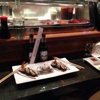 Photo taken at Sushi Hai by KorHan A. on 10/25/2013