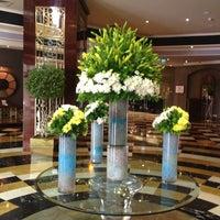 3/27/2013 tarihinde Nalan Y.ziyaretçi tarafından Erbil Divan Hotel'de çekilen fotoğraf