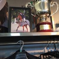 Photo taken at Horse-Lounge by Yentl B. on 4/9/2016