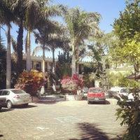 Photo taken at Hotel Posada Santa Fe by Cinthya O. on 4/12/2013