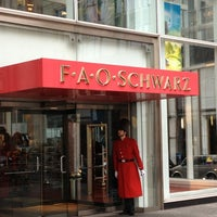 Photo taken at FAO Schwarz by Caique B. on 1/30/2013
