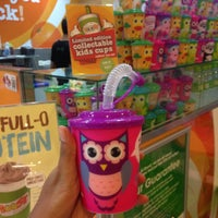 Photo taken at Boost Juice Bars by Erny D. on 6/1/2015