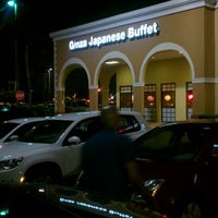 Photo taken at Ginza Japanese Buffet by Vanessa S. on 11/19/2011
