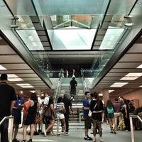 Photo taken at Apple SoHo by Alberto C. on 7/17/2012