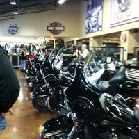 Photo taken at Lake Shore Harley-Davidson by Patricia J. on 5/6/2012