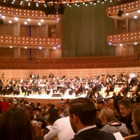 Photo taken at Adrienne Arsht Center for the Performing Arts by Ariel M. on 10/23/2011