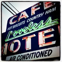 Photo taken at Loveless Cafe by John R. on 8/14/2011