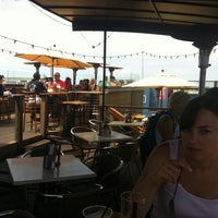 Photo taken at Pacific Beach AleHouse by Mike P. on 8/7/2011