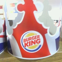 Photo taken at Burger King by Charlotte F. on 6/9/2012