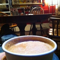 Photo taken at Bedlam Coffee by Greg R. on 9/4/2011