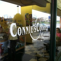 Photo taken at Connie's Cookies by Burton K. on 3/15/2012