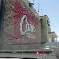 Photo taken at Raising Cane's by Deanne F. on 7/3/2012