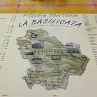 Photo taken at La Basilicata by Patrick C. on 8/8/2012