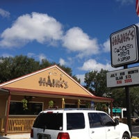Photo taken at Hank's Catfish & BBQ by Hank G. on 7/13/2012