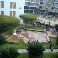 Photo taken at Universidad Rafael Belloso Chacín (URBE) by Paul P. on 3/22/2012