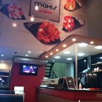 Foto tirada no(a) Temakeria Makis Place por Hilton L. em 8/7/2012