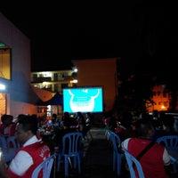 Photo taken at Stadium Cafe by Huzaifah A. on 5/17/2014