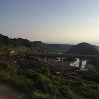 Photo taken at 千綿大橋 by Kenny's S. on 6/3/2015