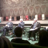 Photo taken at Teatro Accademico by Antonino P. on 1/12/2013