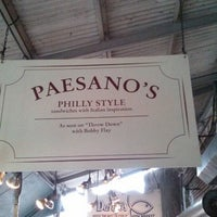 Photo taken at Paesano's Philly Style by YuQuan T. on 6/15/2013