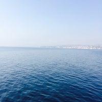 Photo taken at oz kaptan gemisi avsa tekirdag by Gökay Ç. on 9/21/2015