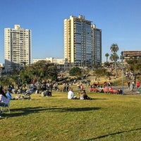 Photo taken at Parque Germânia by Marcelo k. on 7/28/2013
