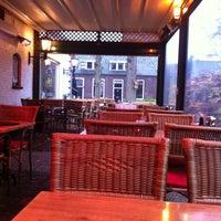 Photo taken at Pannenkoekenrestaurant 't Jagershuis by Kees G. on 11/15/2014