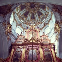 Снимок сделан в Андреевская церковь пользователем Aleksandr Z. 5/3/2013