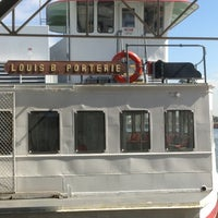 Photo taken at The Canal Street Ferry by Derek D. on 11/2/2012