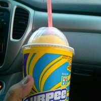 Photo taken at 7-Eleven by David G. on 3/30/2013