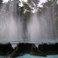 Photo taken at Parque de los Venados by LeoLuna on 9/22/2012