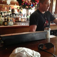 Photo taken at Smileys Schooner Saloon and Hotel by Phoebe P. on 12/15/2013