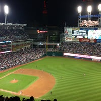 Photo taken at Progressive Field by Mike S. on 6/16/2013