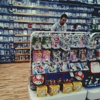 Photo taken at Game Planet by Pedro F. on 9/6/2015