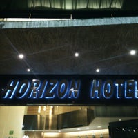 Photo taken at Horizon Hotel by かゆ on 8/22/2015