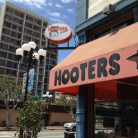 Photo taken at Hooters of Gaslamp by Ron C. on 7/22/2013
