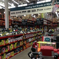 Photo taken at Bunnings Warehouse by Colin on 6/8/2013
