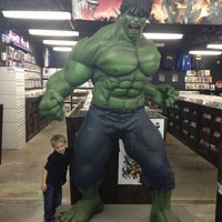 Photo prise au Austin Books & Comics par tio L. le11/16/2012