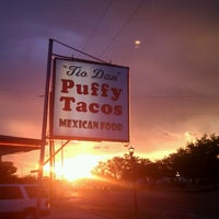 Photo taken at Tio Dan's Puffy Tacos by Robert E. on 4/30/2013