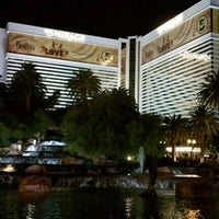 Photo taken at The Mirage Hotel & Casino by Robert E. on 12/13/2012