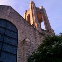 Photo taken at Lois Perkins Chapel by Robert E. on 8/4/2013