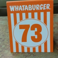 Photo taken at Whataburger by Robert E. on 10/30/2013