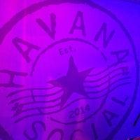 Photo taken at Havana Social by Rye R. on 6/14/2015