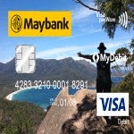 Photo taken at Maybank by Shamir S. on 2/10/2017