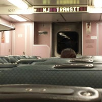 Photo taken at NJT - Secaucus to NYP by Angie V. on 11/6/2013