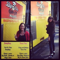 Photo taken at Big D's Grub Truck by Ally F. on 4/8/2013